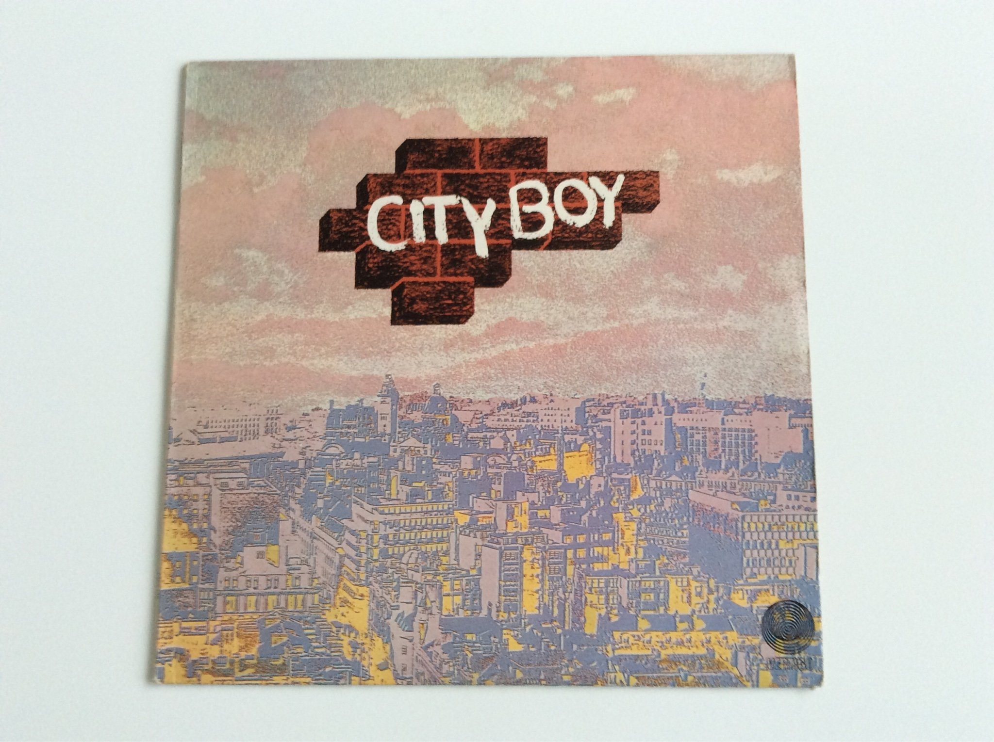 CITY BOY same UK Orig 76 Vertigo 6360126