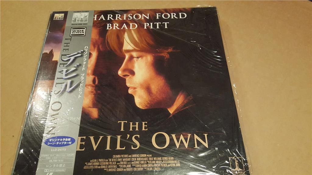 DEVILS OWN - WIDESCREEN JAPAN LD