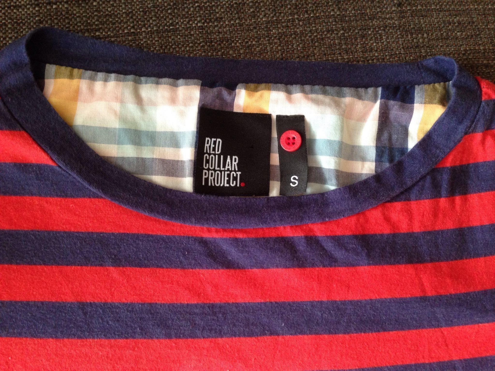 Fin randig tröja från Red Collar Project (327156797) ᐈ Köp på Tradera 377b367f24997