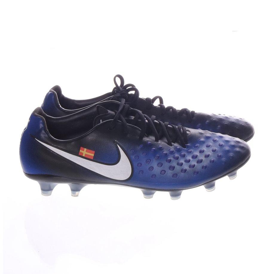 best service f05b5 cd423 ... nike fotbollsskor strl 44 magista blå svart