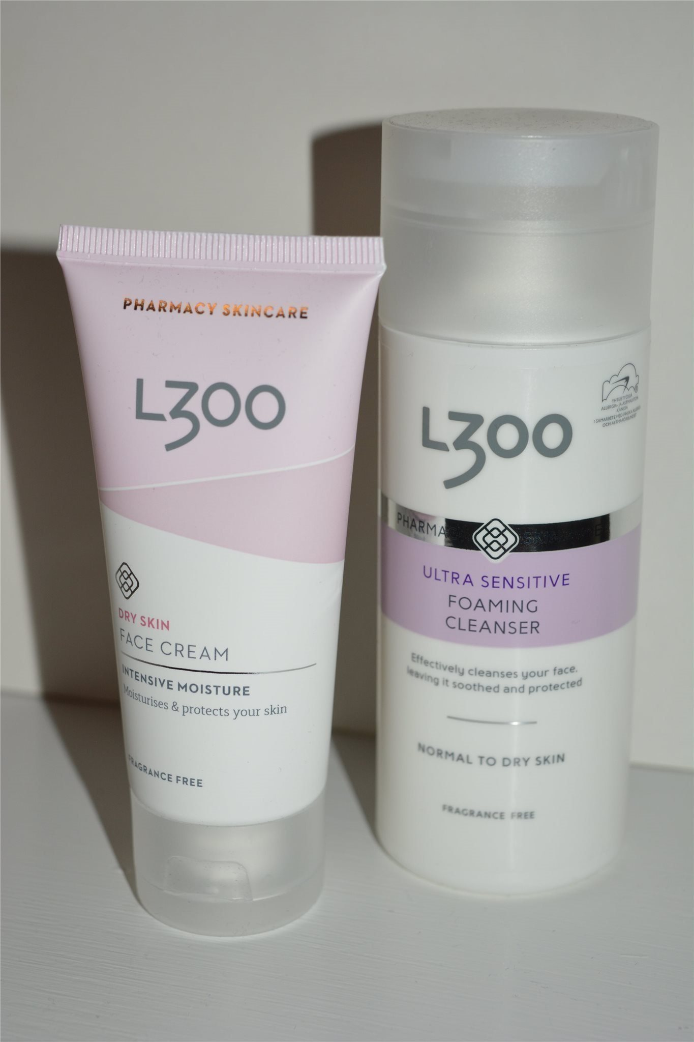 ansiktskräm för torr hud