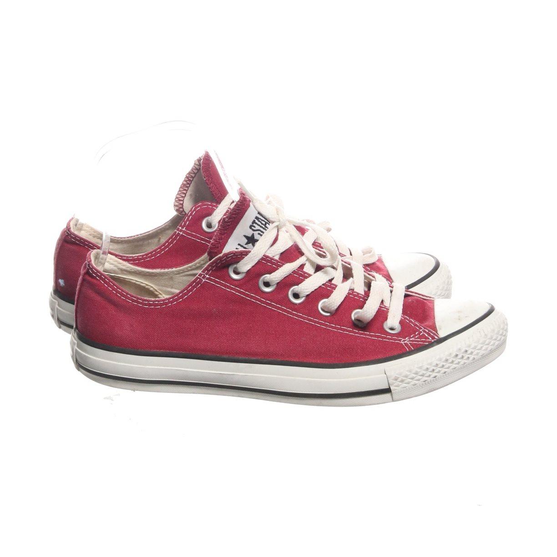d7bd82d1534 Converse, Sneakers, Strl: 40, Röd (338012372) ᐈ Sellpy på Tradera