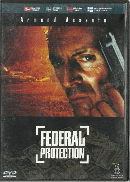 FEDERAL PROTECTION -ARMAND ASSANTE  (SVENSKT TEXT  )