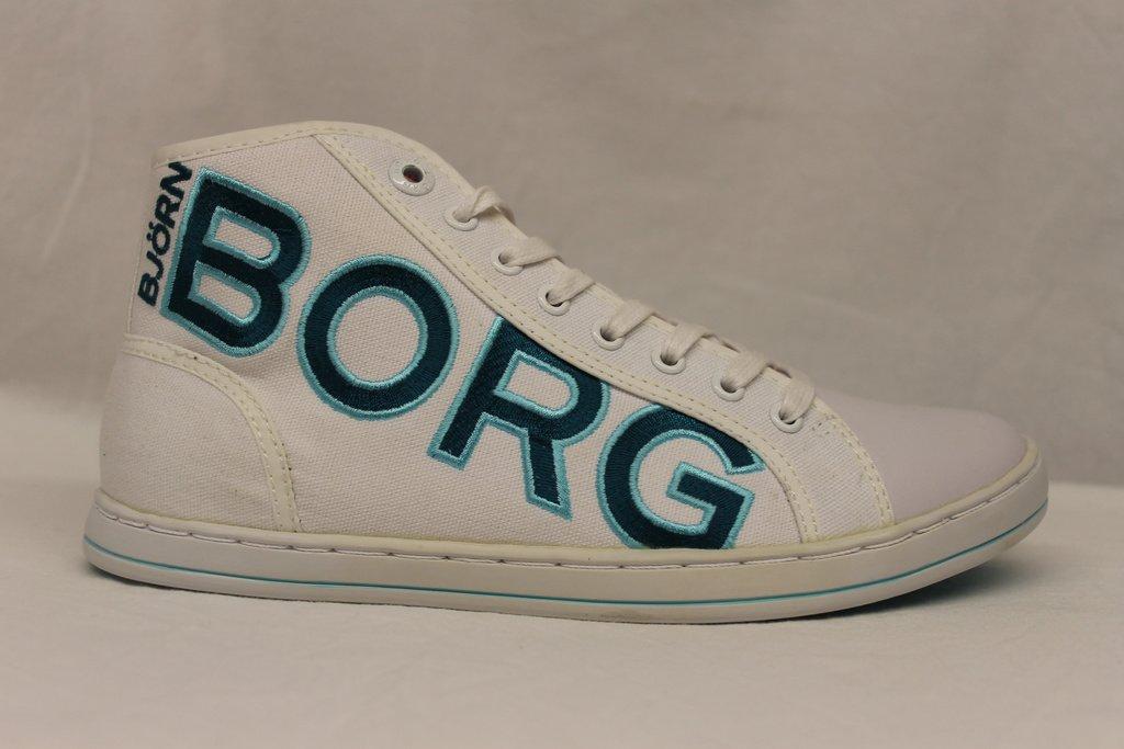 f048a18eb10 Björn Borg hög sneaker Sven 78 Vit stl .. (351278770) ᐈ Drömskor på ...