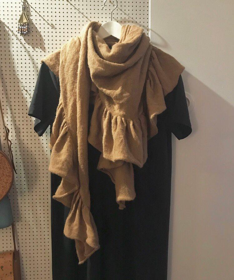 ACNE stor halsduk. Stickad ull (339187641) ᐈ Köp på Tradera 394bafb4d1688