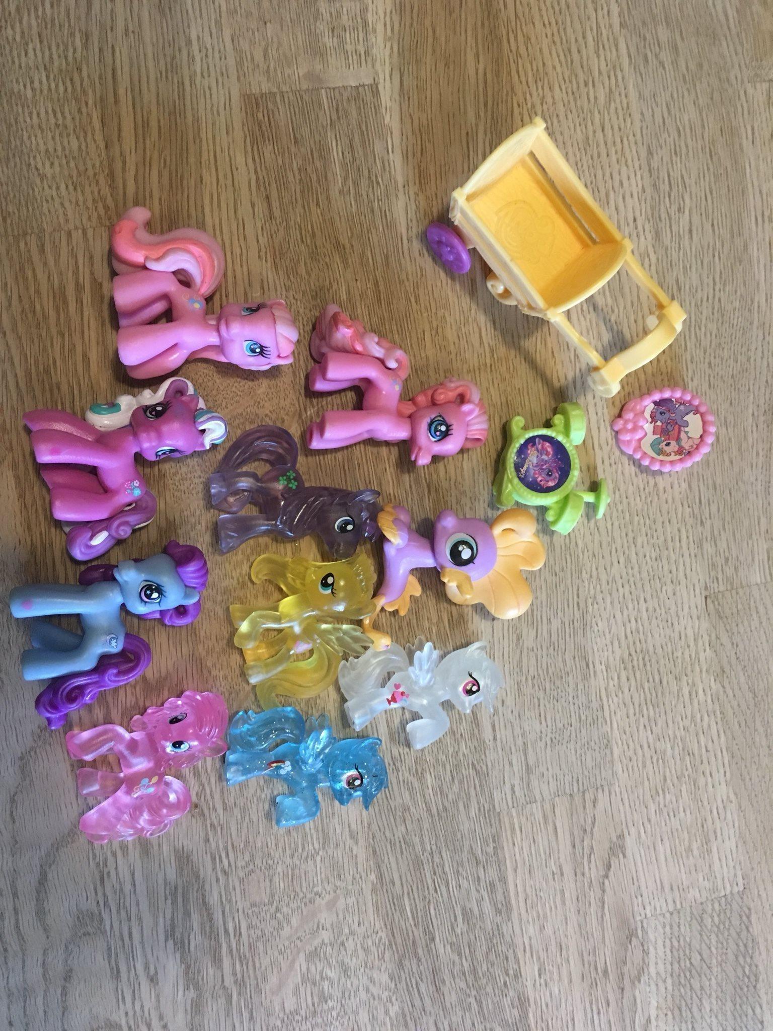 My little pony gamla och och och nya 208464