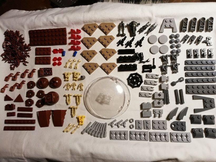 Lego Star Wars Hailfire Droid Spider Droid 7670 7670 7670 13fbae