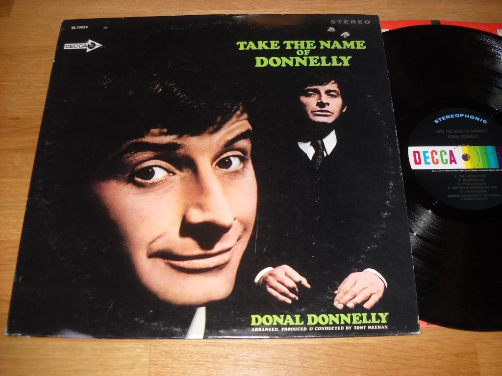 "Donal Donnely ""Take The Name Of Donnely"""