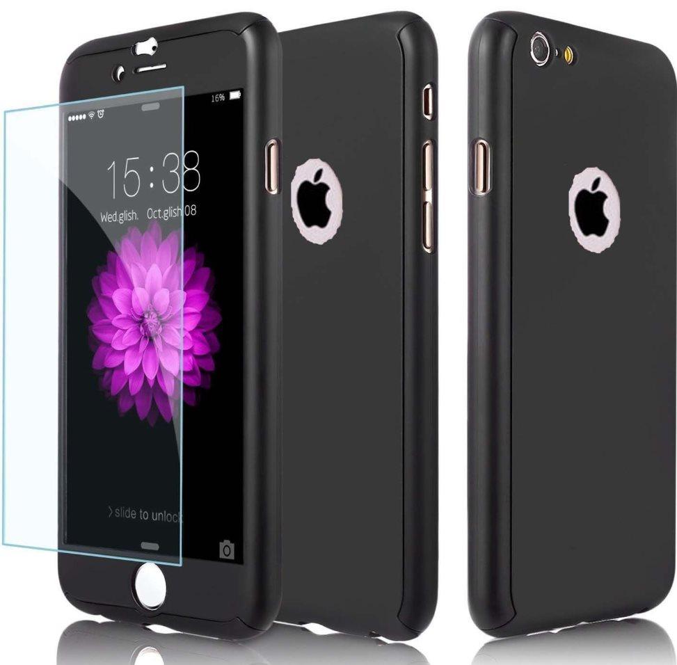 iPhone 6s Plus - Hybrid 360° Shockproof Case Co.. (315579477) ᐈ Köp ... 3f0e48a6b41f1