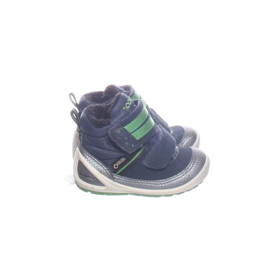 new styles e09df ec9d0 Ecco, Sneakers, Strl  19, Blå Grön