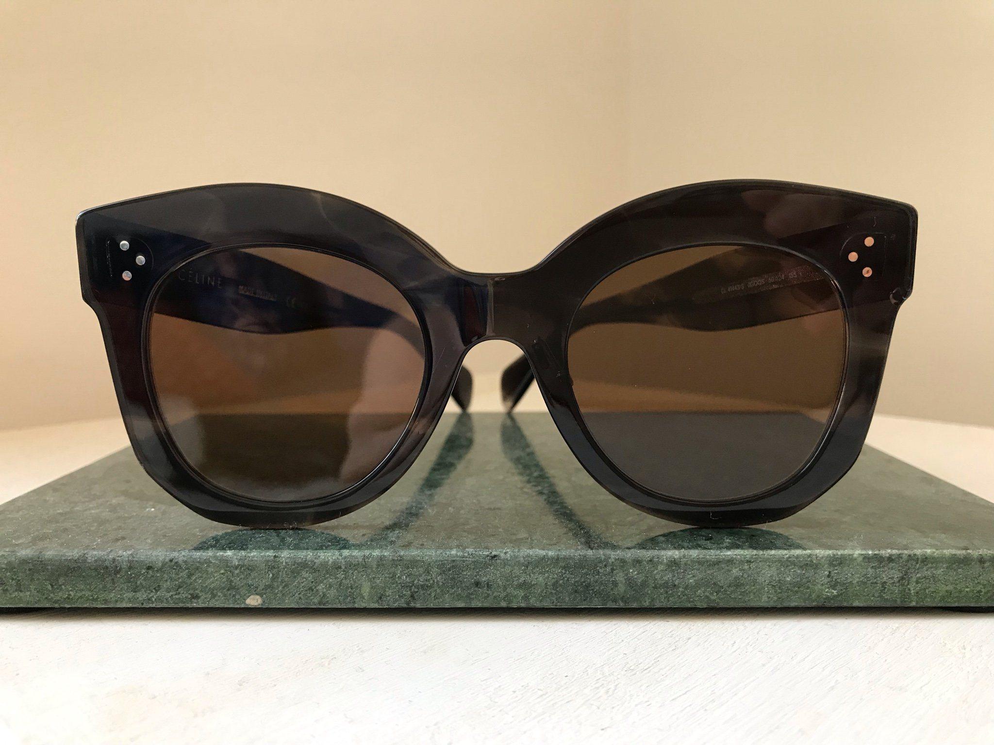 4df769c9703 Celine solglasögon modell cl 41443 Céline (341165311) ᐈ Köp på Tradera