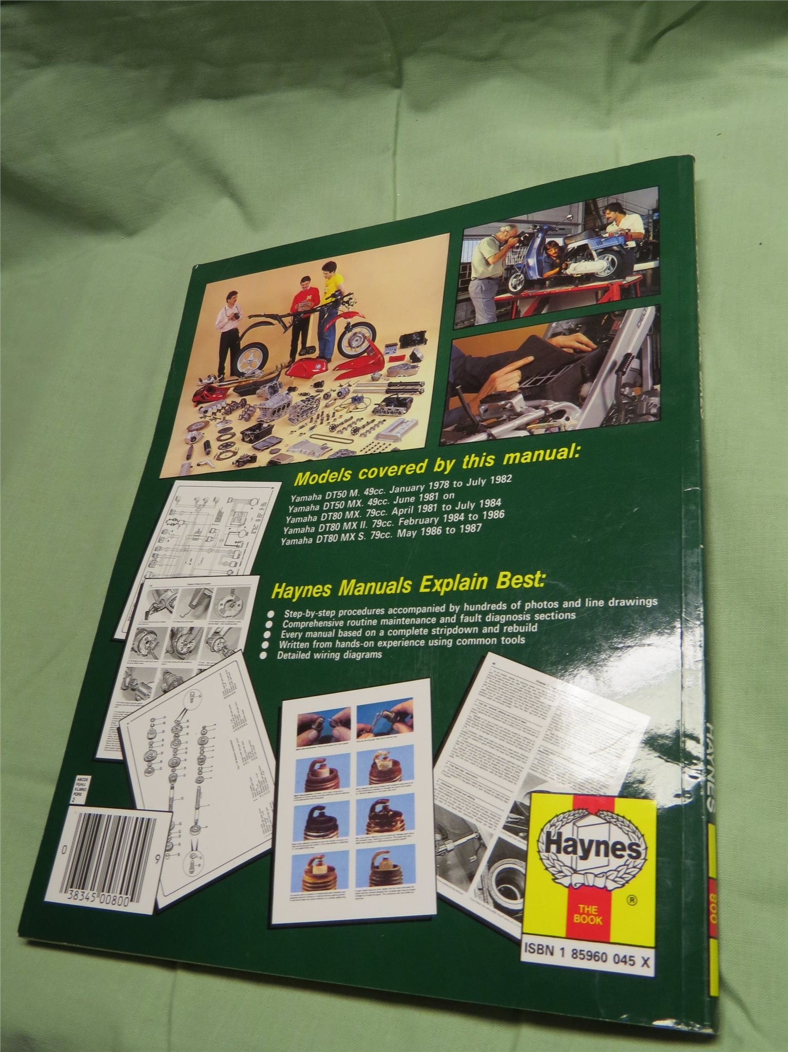 Wiring Diagram For A 1979 Yamaha Dt 125 | Wiring Liry on