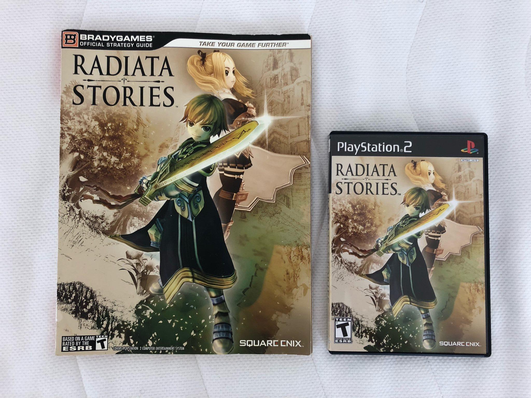 Radiata Stories Ink Guide