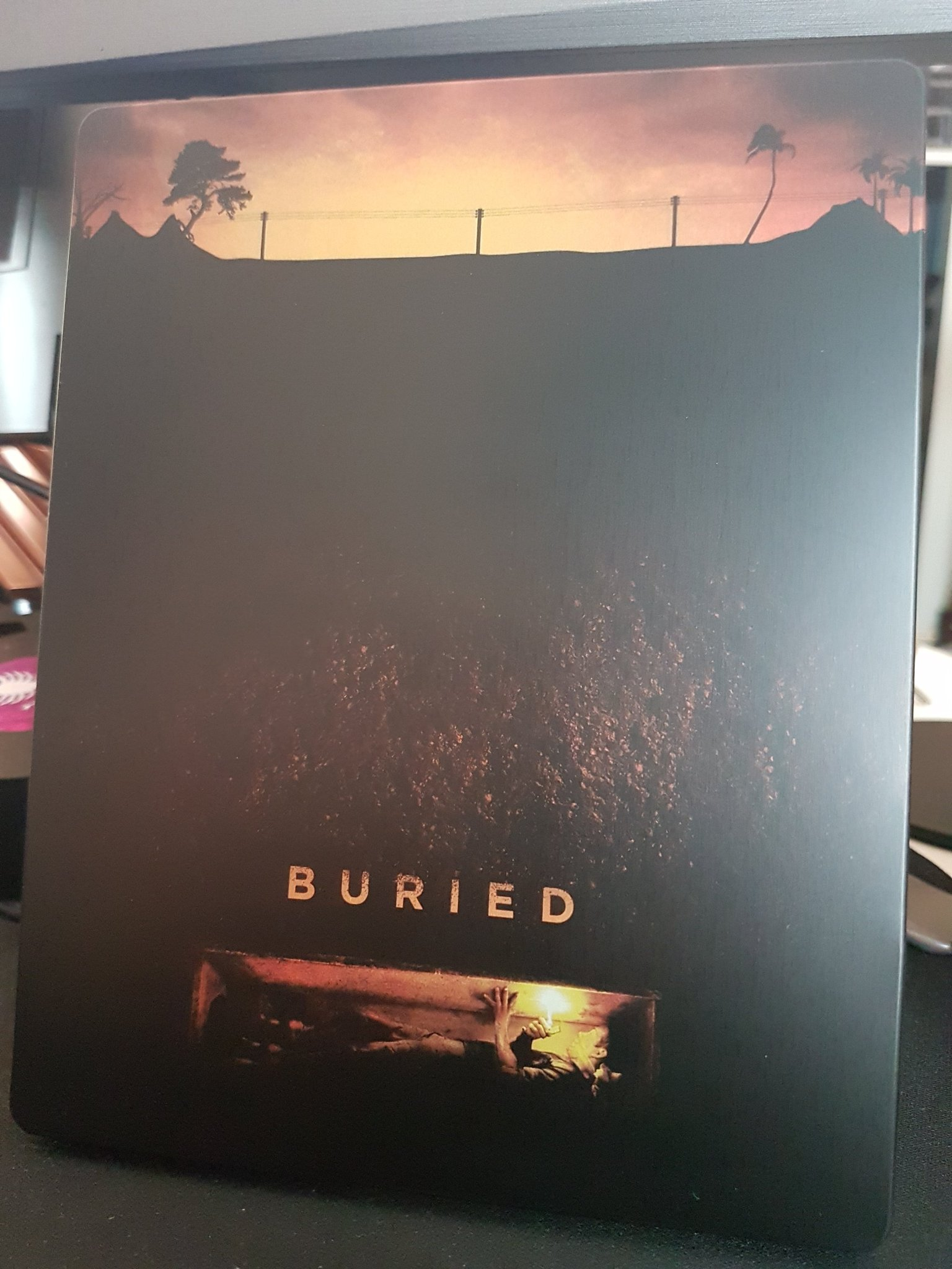 Buried - Steelbook (Blu-ray)