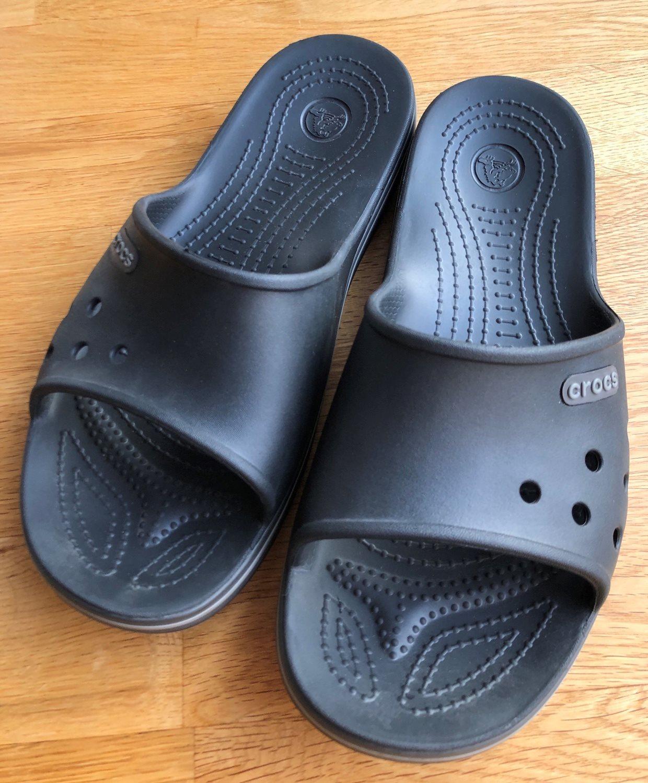 5483c708b3ec Nya Crocs sandaler strl 41 42. Unisex. Crocband.. (334434321) ᐈ Köp ...