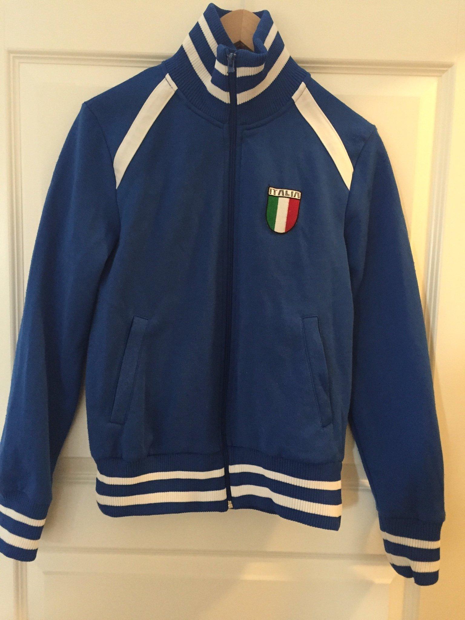 Reattore Religioso Simmetria  Jack & Jones HERR ITALIA tröja jacka blå strl S (380119606) ᐈ Köp på Tradera
