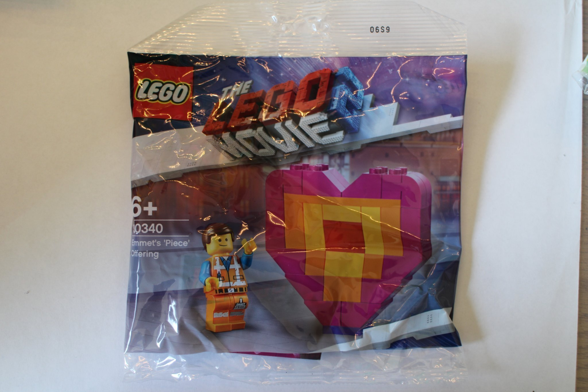 Lego Movie 30340