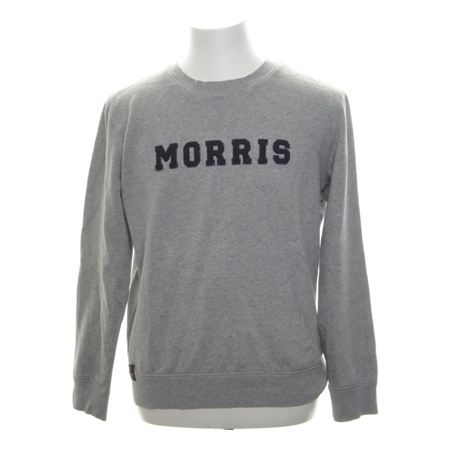 morris tröja grå