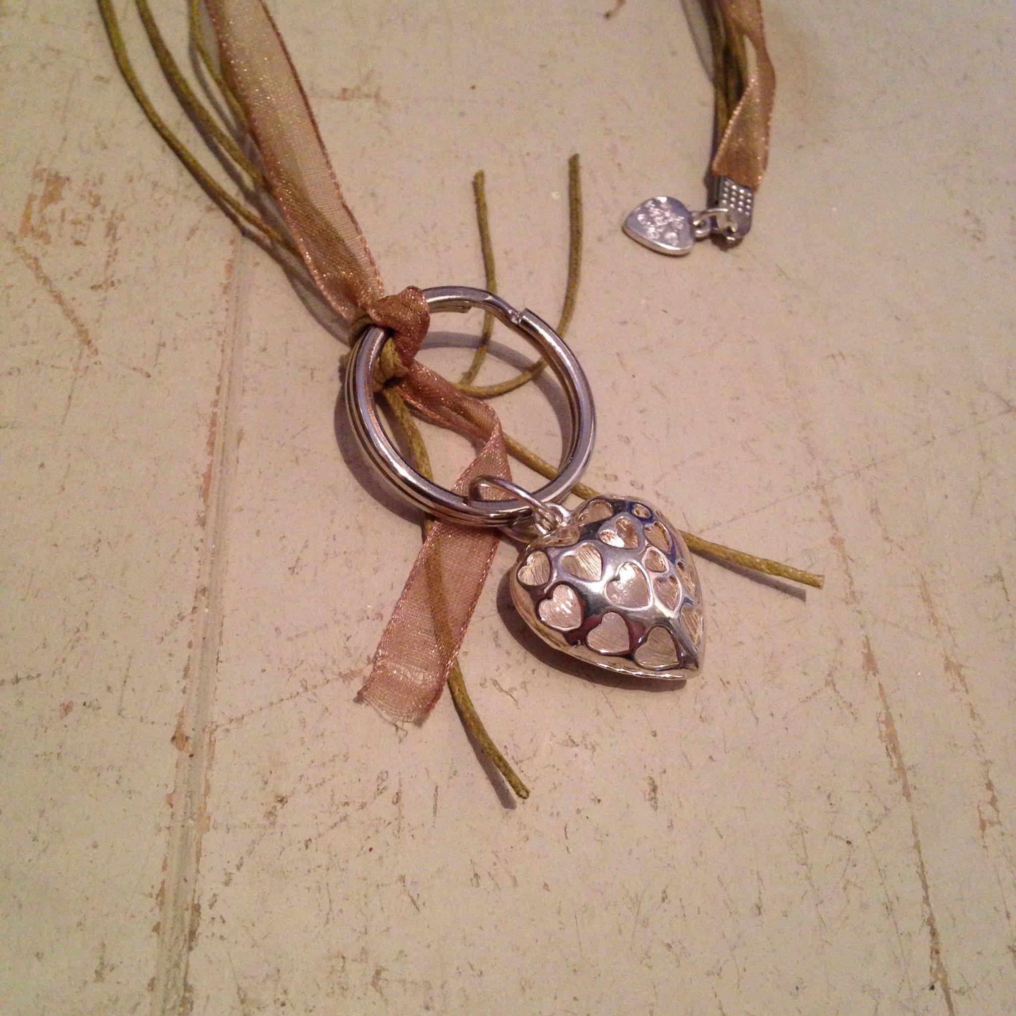 Nyckelring hjärta (340721532) ᐈ Köp på Tradera 0da1581a2b51c