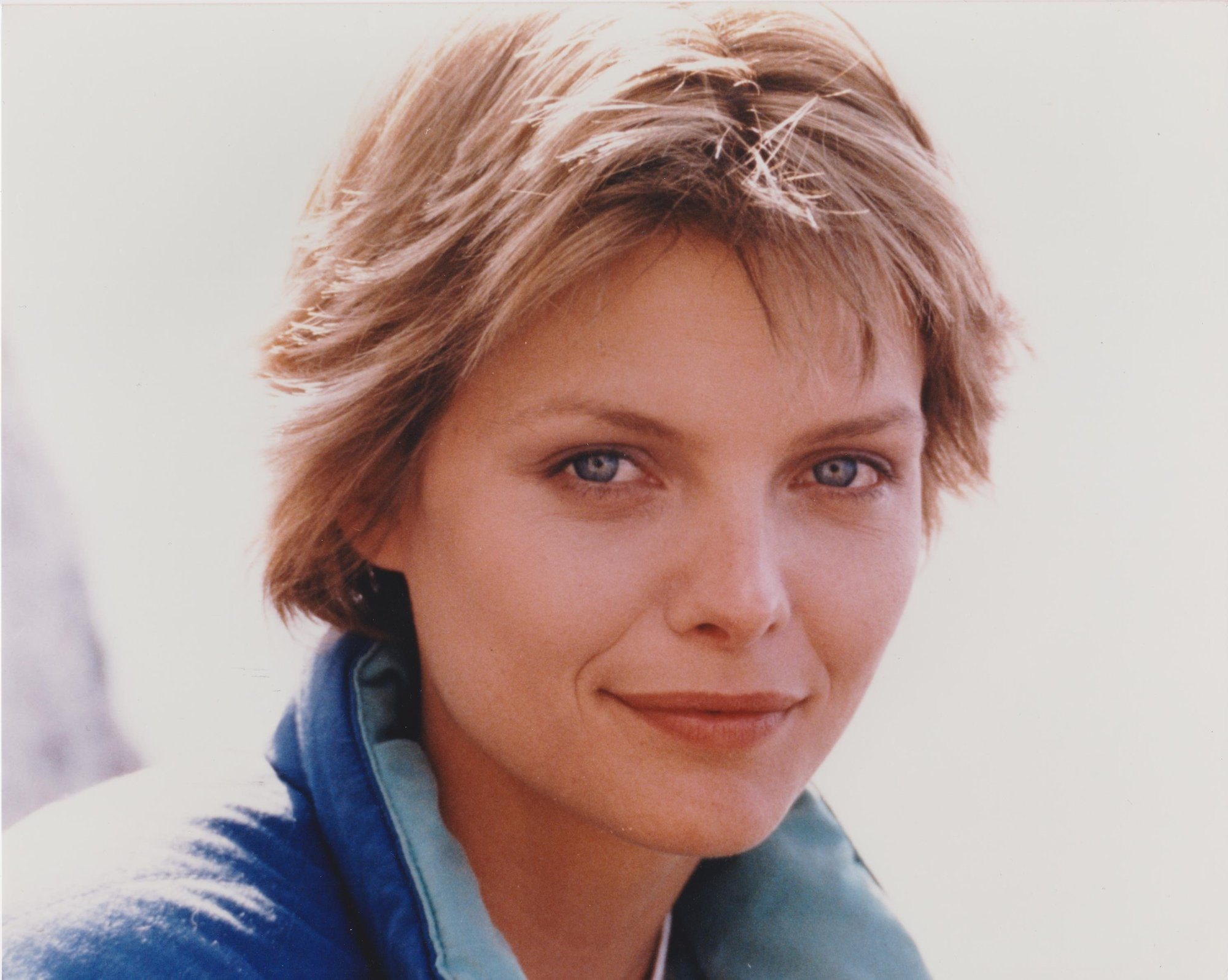 MICHELLE PFEIFFER AMERICAN ACTRESS & PRODUCER PHOTOGRAPH 20 x 25cm FOTO