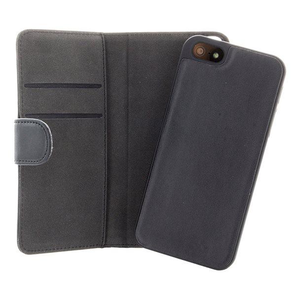 GEAR iPhone 5 5S Plånbok 2.0 Sv.. (322795564) ᐈ digitalwarehouse på ... c684eab4045b4