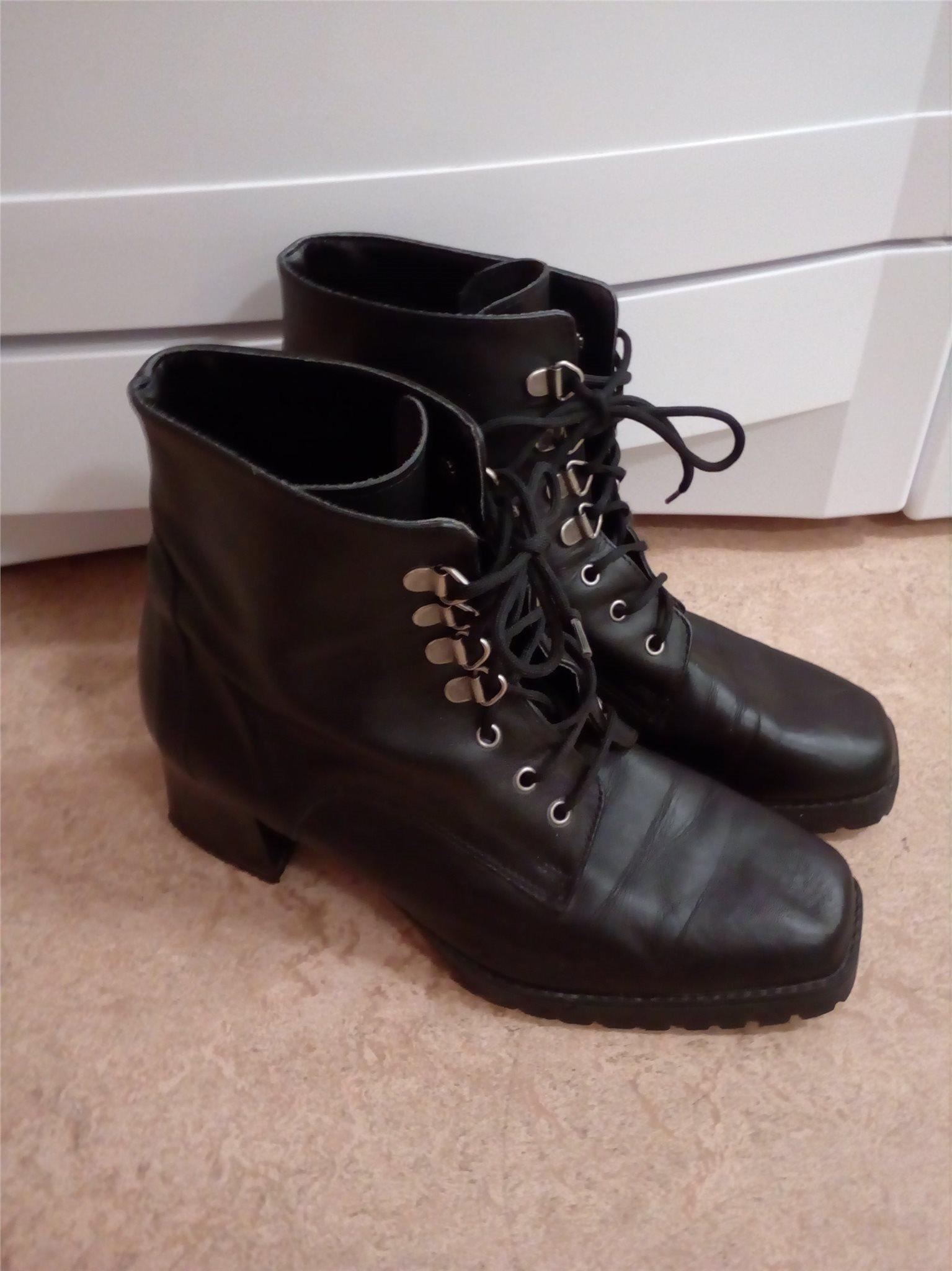 Mormors kängor + Vox boots svarta skor 2.. (342880915) ᐈ Köp på Tradera acf6865086f36