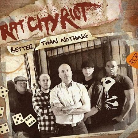 Rat City Riot - Better Than Nothing - LP