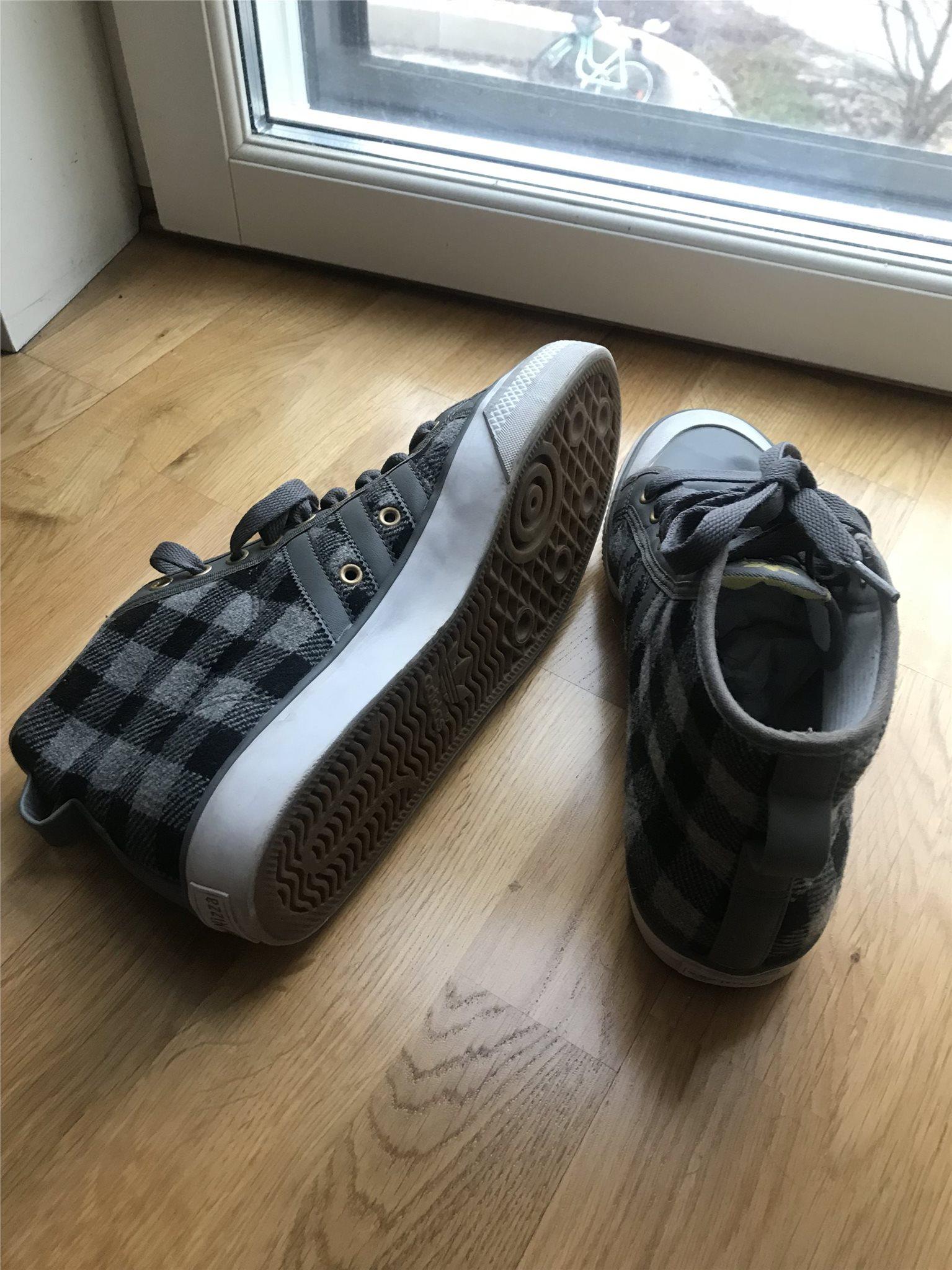 super popular 8c63f 619e3 ... Adidas Originals Nizza Hi Plaid Pack 43 13. 7 besökare. Adidas  Originals Nizza Hi ...