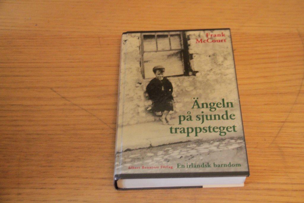 Frank Mccourt Angeln Pa Sjunde Trappsteget 318001668 ᐈ