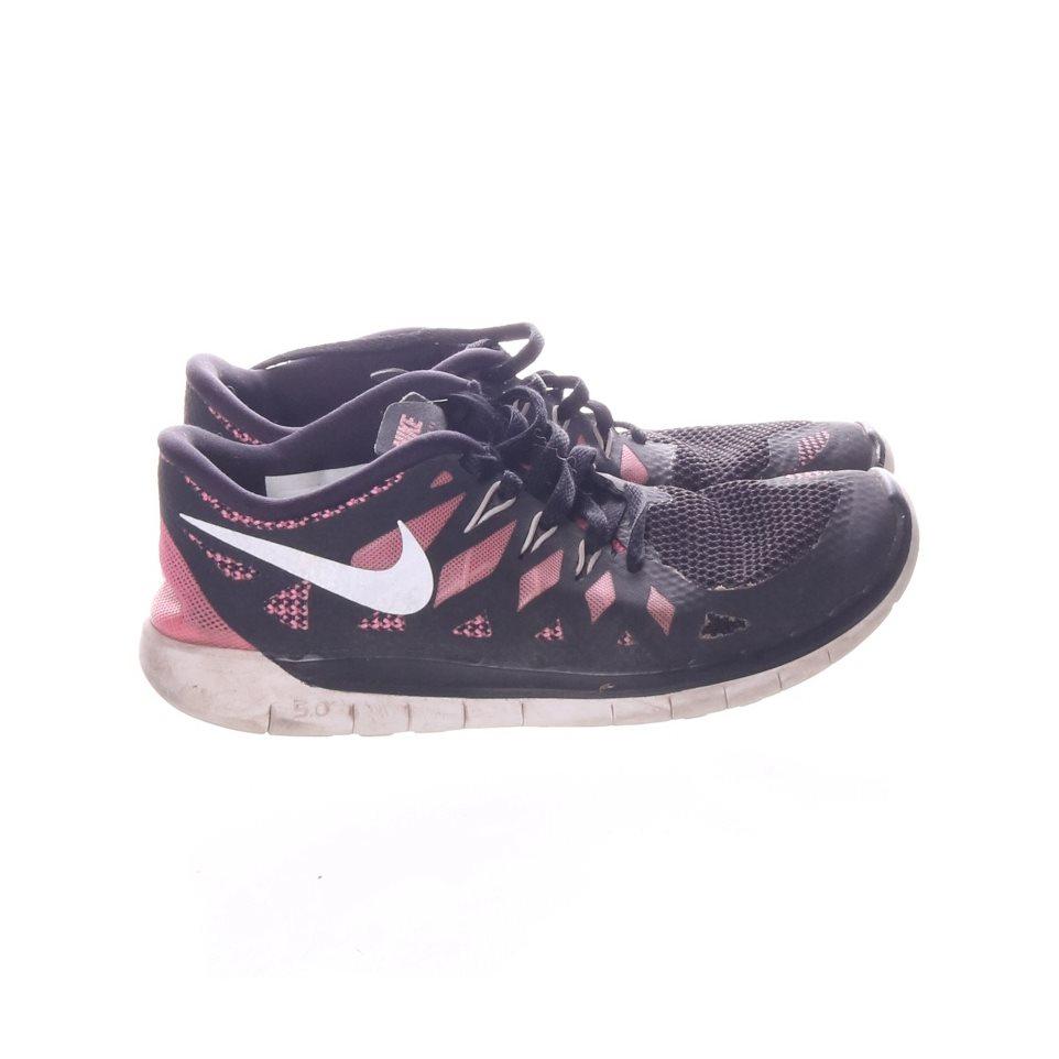 low priced 8f6c9 3930d Nike, Träningsskor, Strl  38, Svart Rosa