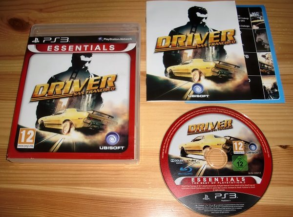 PS3: Driver San Francisco