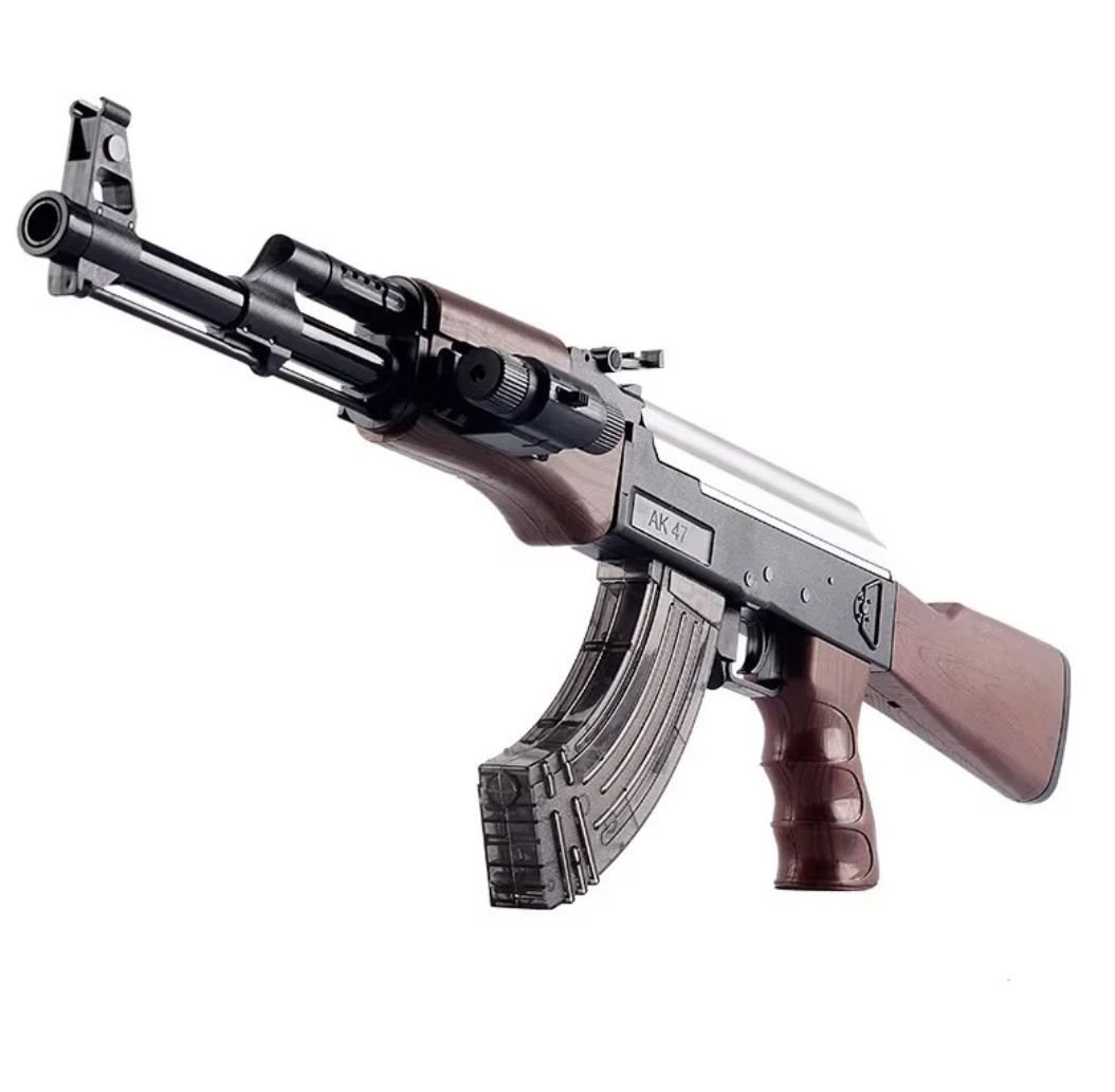 AK47 soft airgun vattenkulor Ny fri frakt
