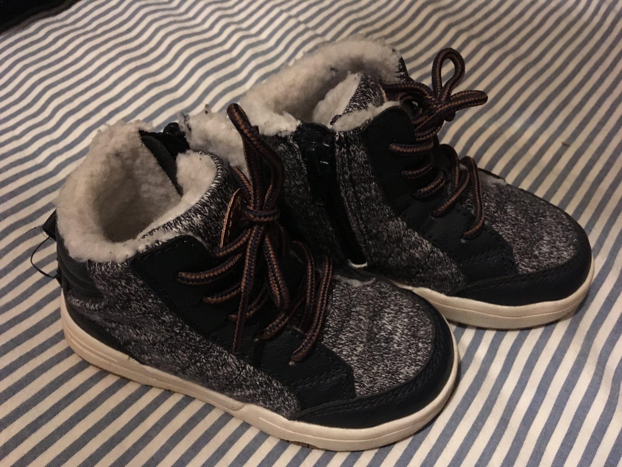 Fodrade sneakers stl 23 H&M Julklappstips (334341012) ᐈ Köp