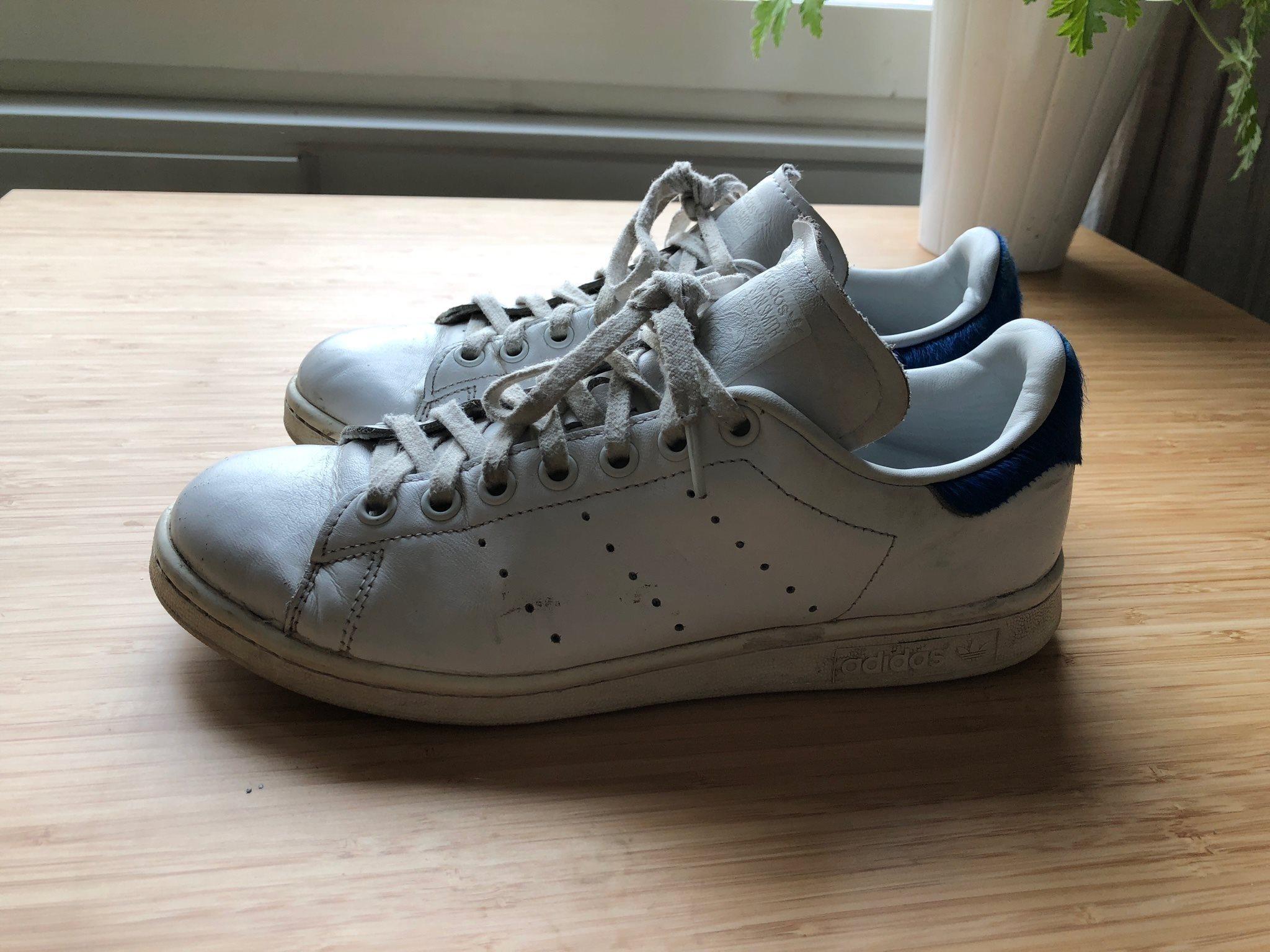 san francisco c8810 f9ab2 Adidas stan smith sneakers skor 39 1 3 rare