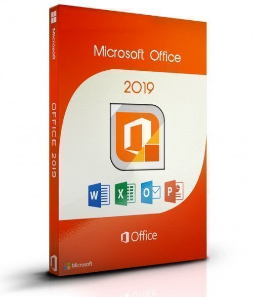 Microsoft Office 2019 Professional Plus 32/64-bit för 1-PC Retail Sve-Eng
