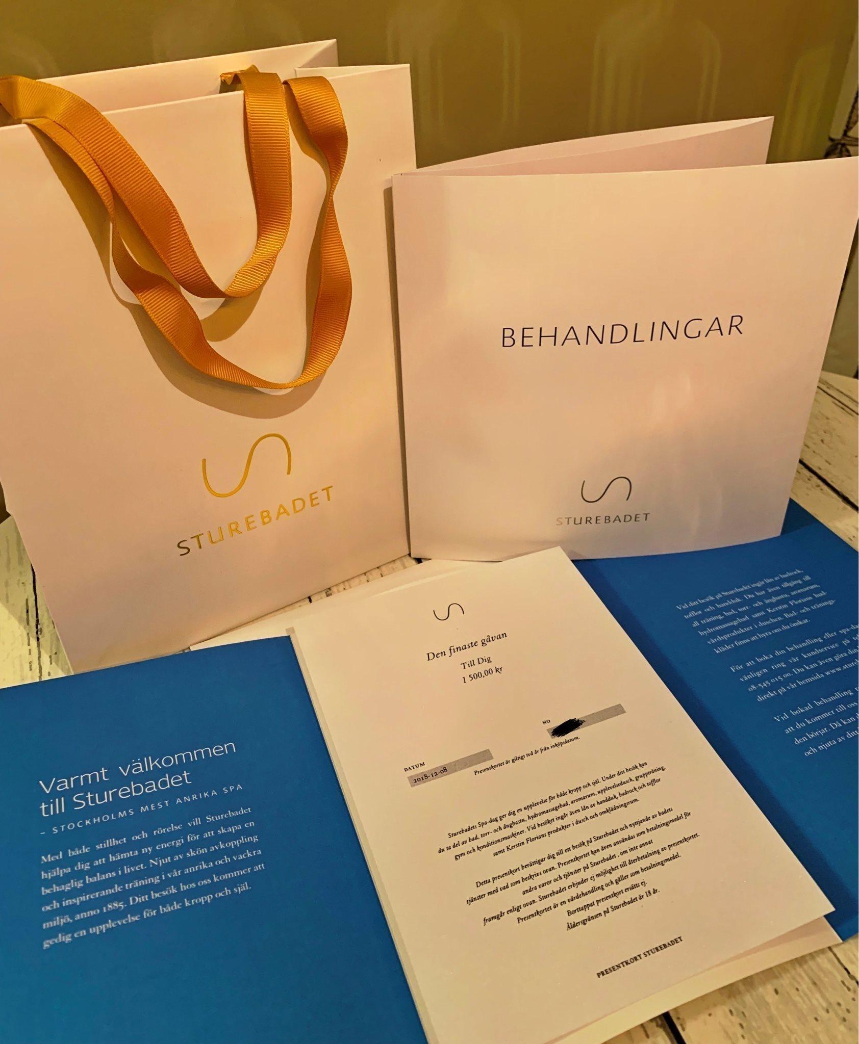 fina presentkort stockholm