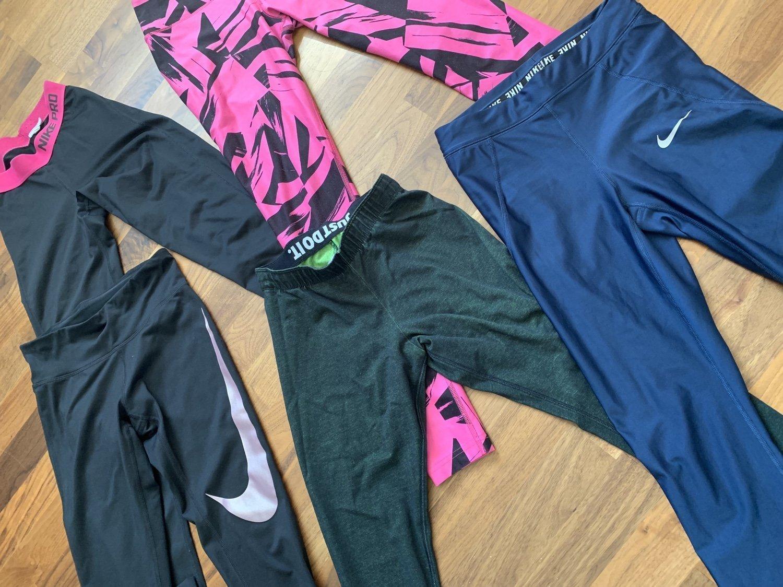 Träningskläder Nike mfl storlek S