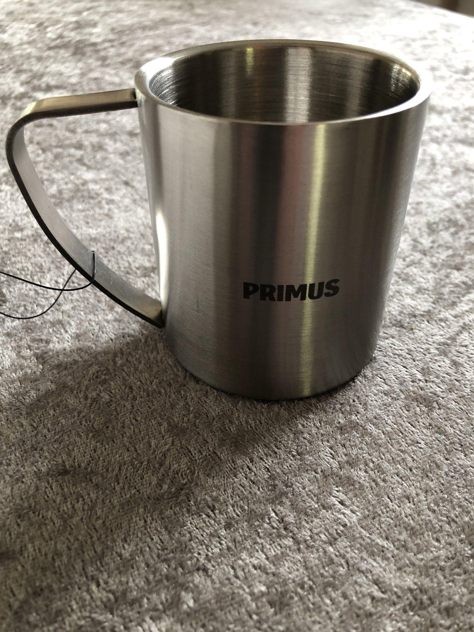 Berömda Primus 4-Season Mugg 0.2 L (357439202) ᐈ Köp på Tradera WC-41