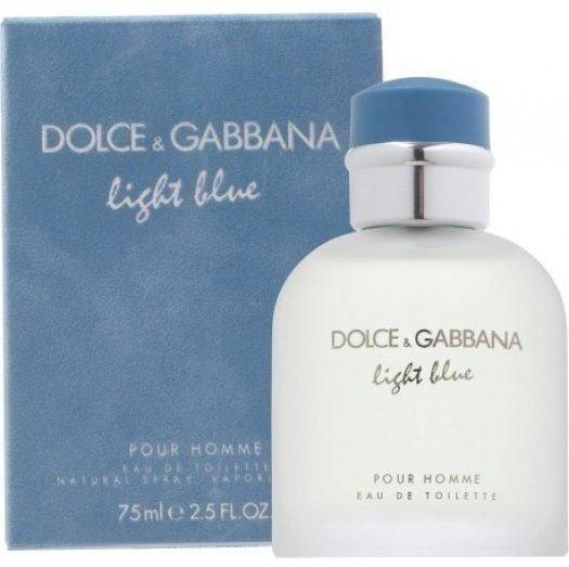 Dolce Gabbana Light Blue Pour Homme EdT 75 ml V.. (417563864