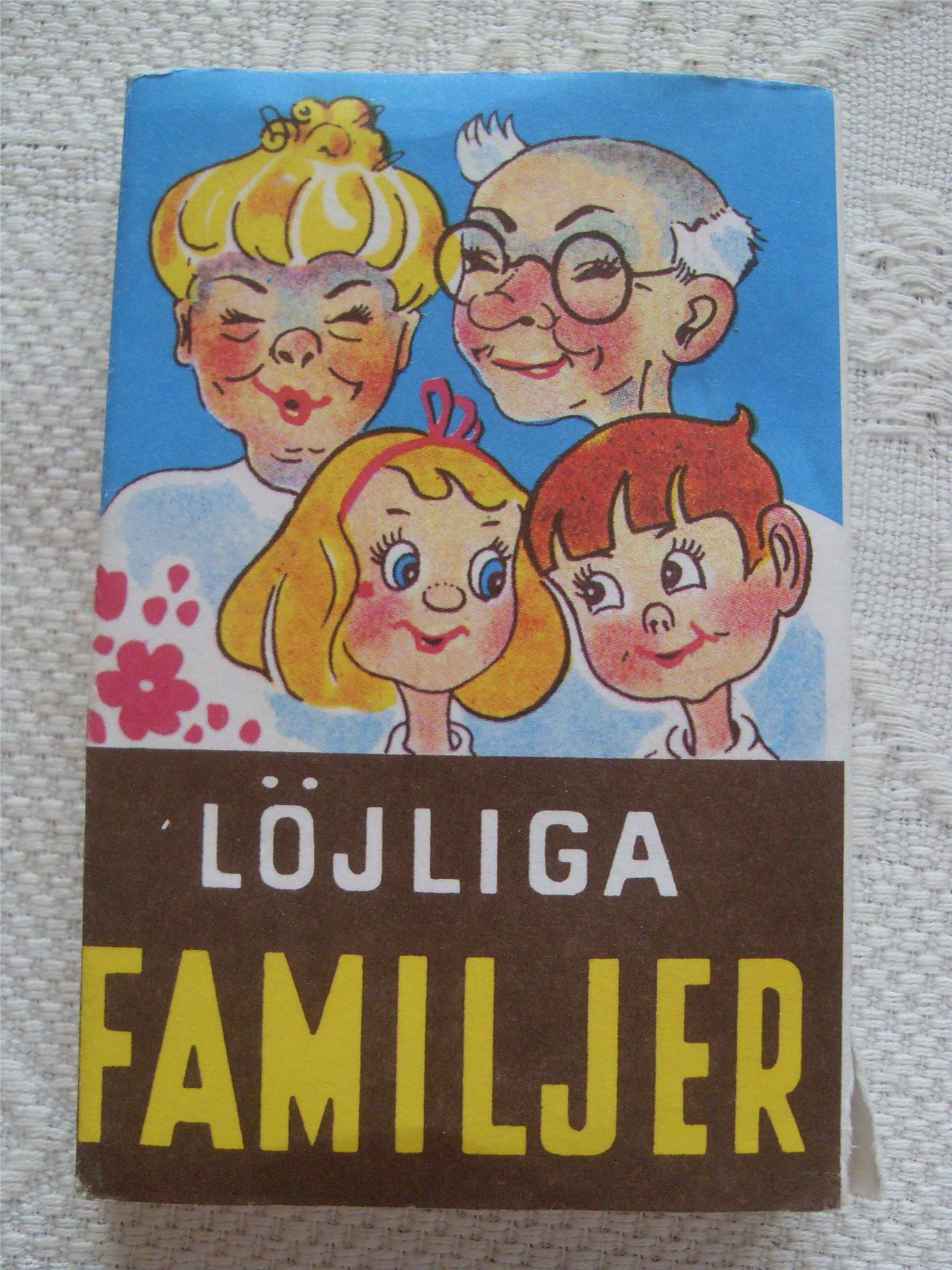 Bildresultat för löjliga familjen