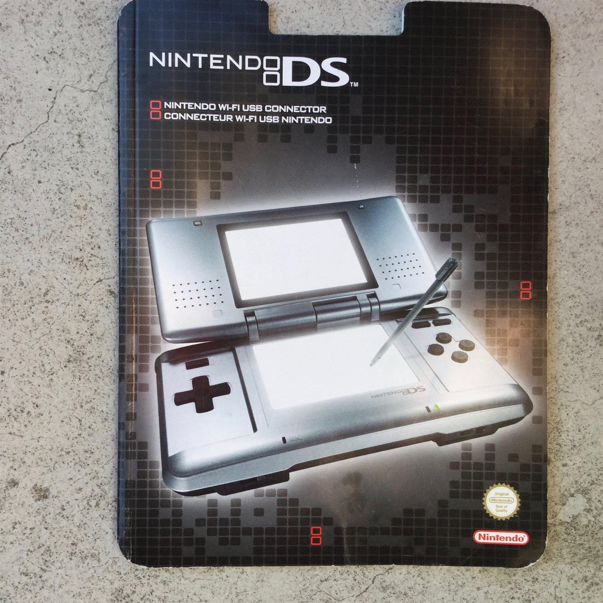 nintendo ds manual wifi usb connector 306682329 k p p rh tradera com Nintendo 1Ds Nintendo DSi