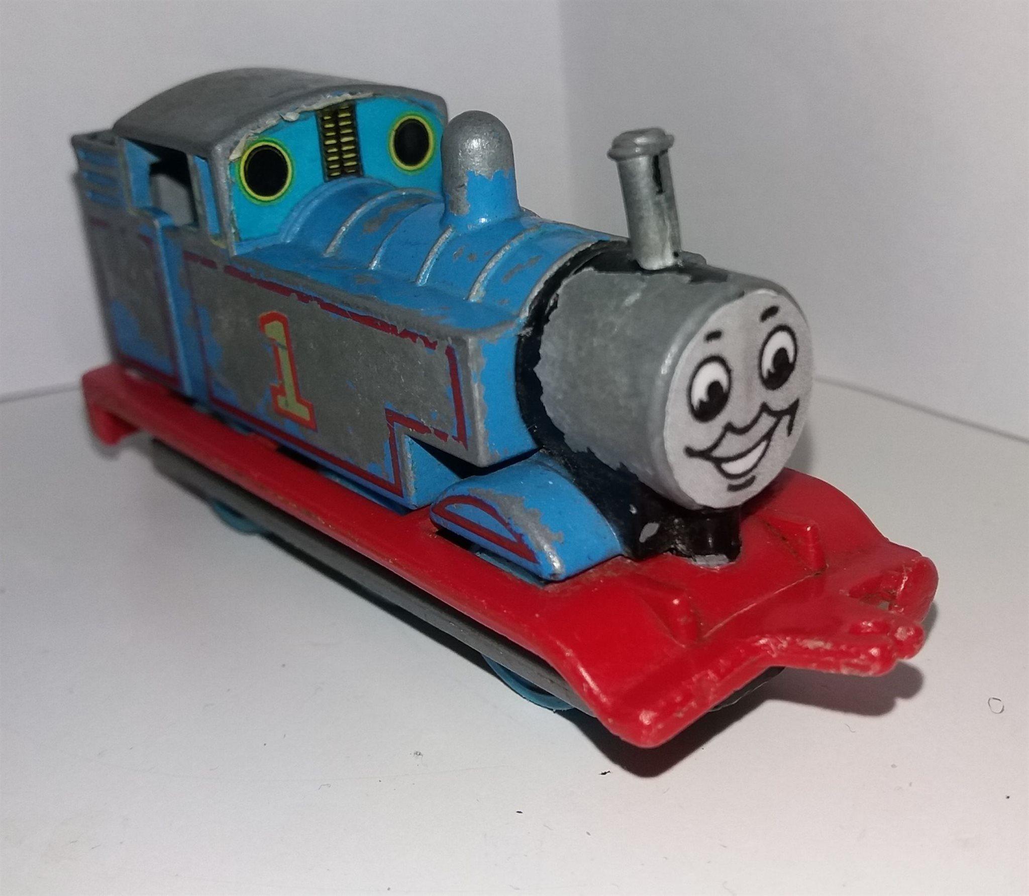 Thomas Tåget   (och) vännerna - Thomas - ERTL (341738019) ᐈ Köp på ... e4f1155174185
