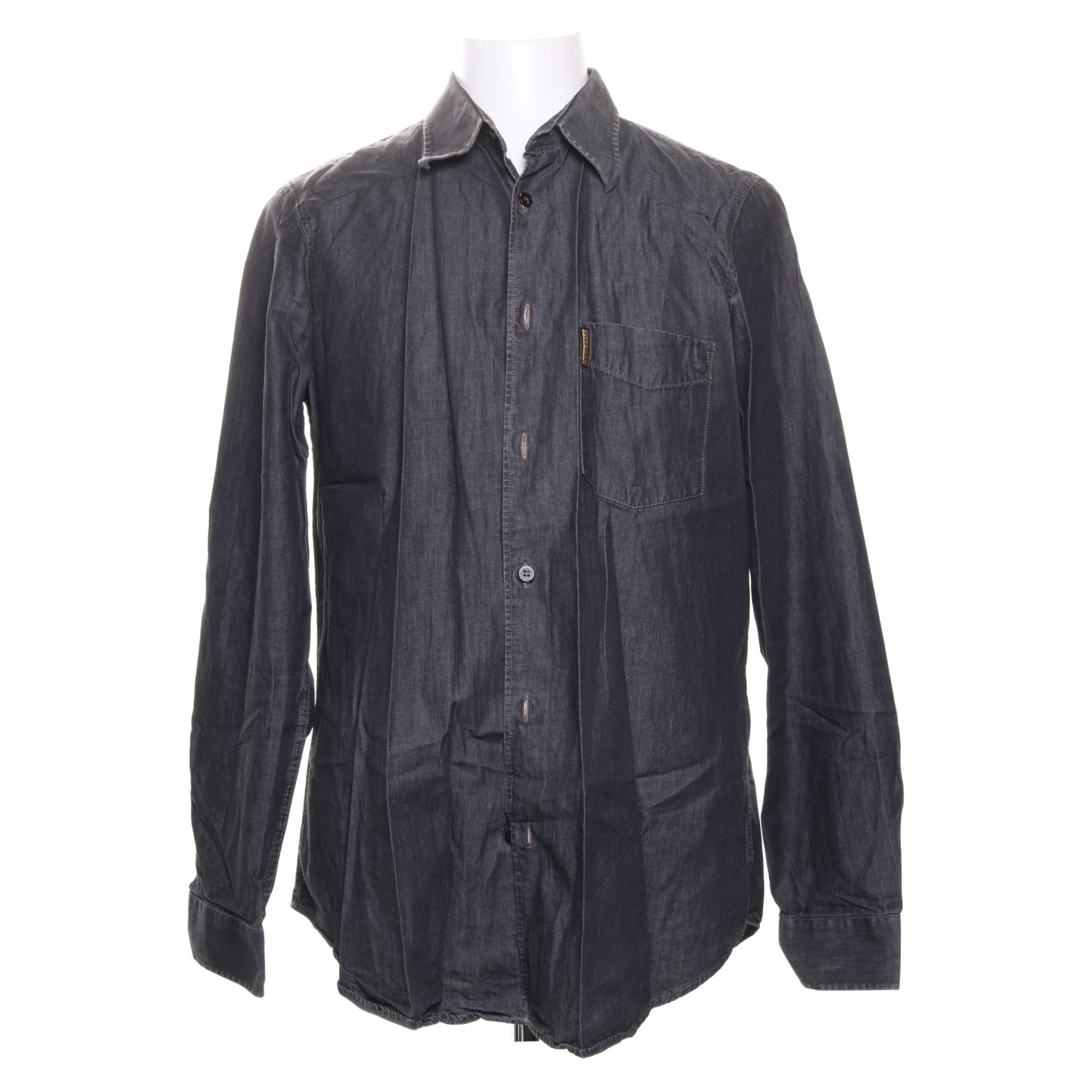 Armani Jeans, Skjorta, Strl: XL, Grå