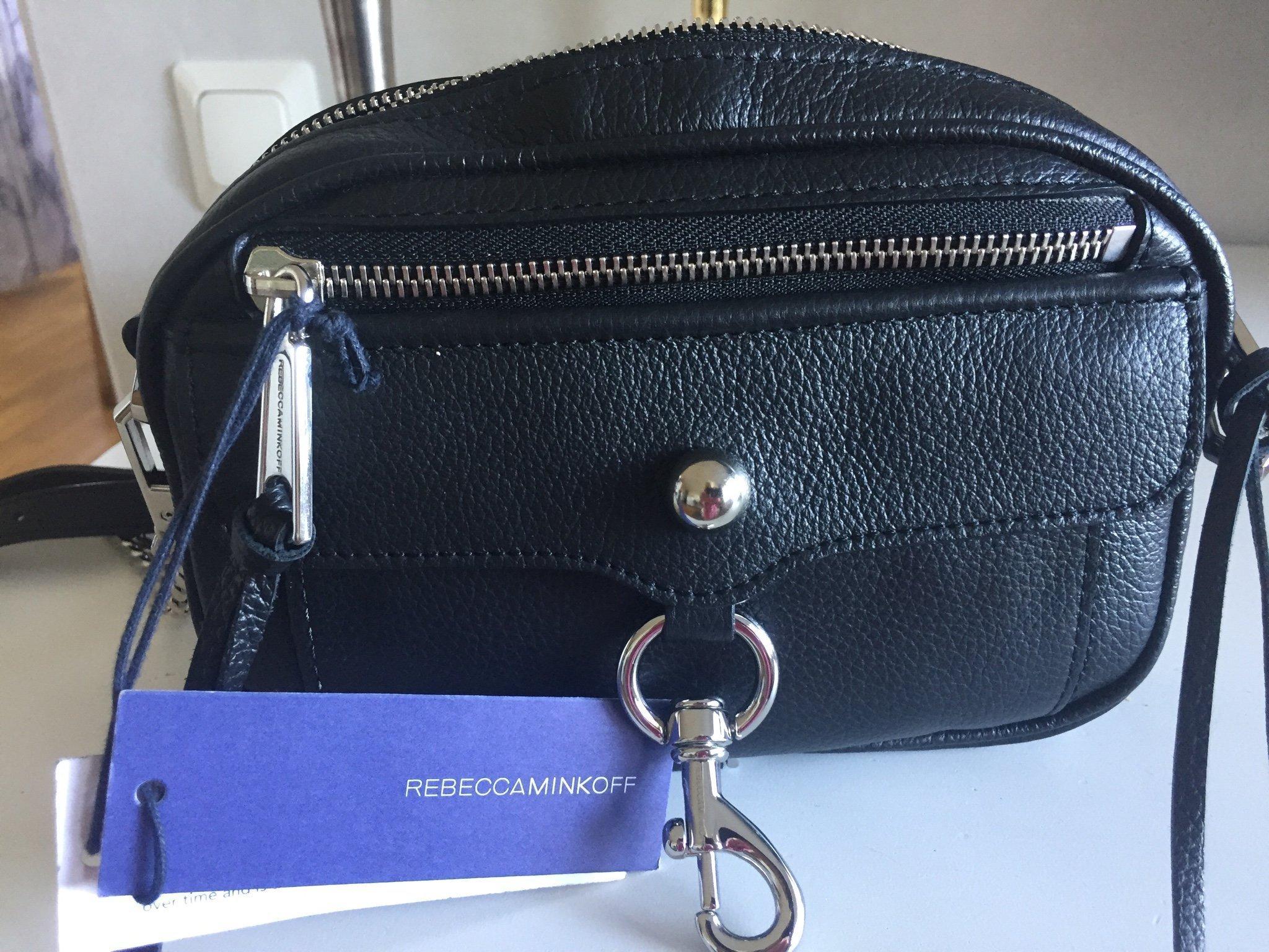 Dam väska från RebeccaMinkoff (357458405) ᐈ Köp på Tradera