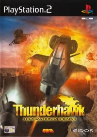 PS2 - Thunderhawk: Operation Phoenix (Ej bok) (Beg)