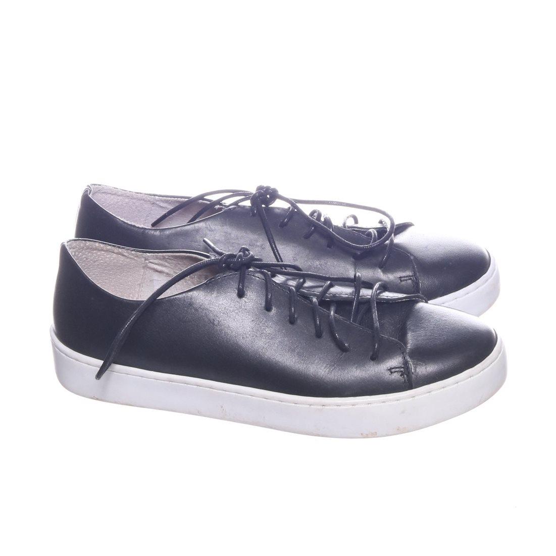 Sixtyseven, Sneakers, Strl: 37, SvartVit, Skinn