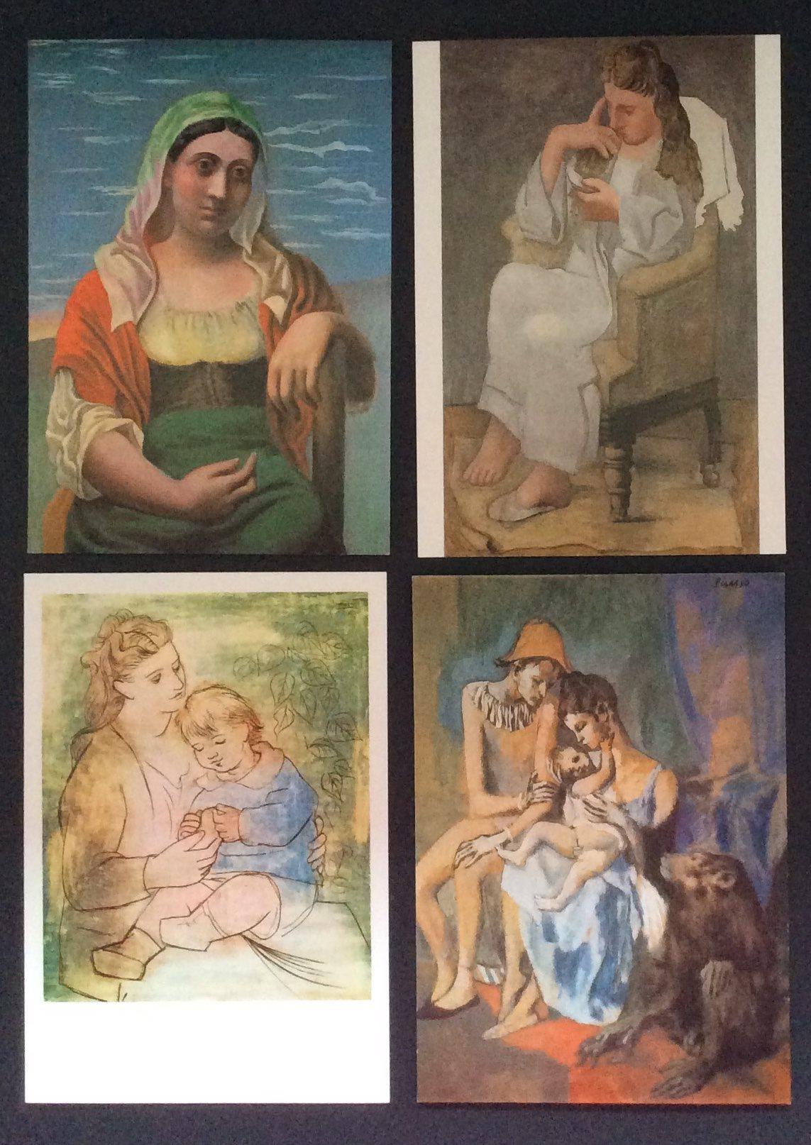 målningar av pablo picasso