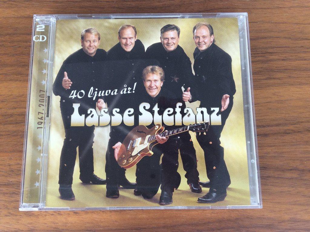 40 ljuva år 2 CD: Lasse Stefanz   40 ljuva år (321251018) ᐈ Köp på Tradera 40 ljuva år