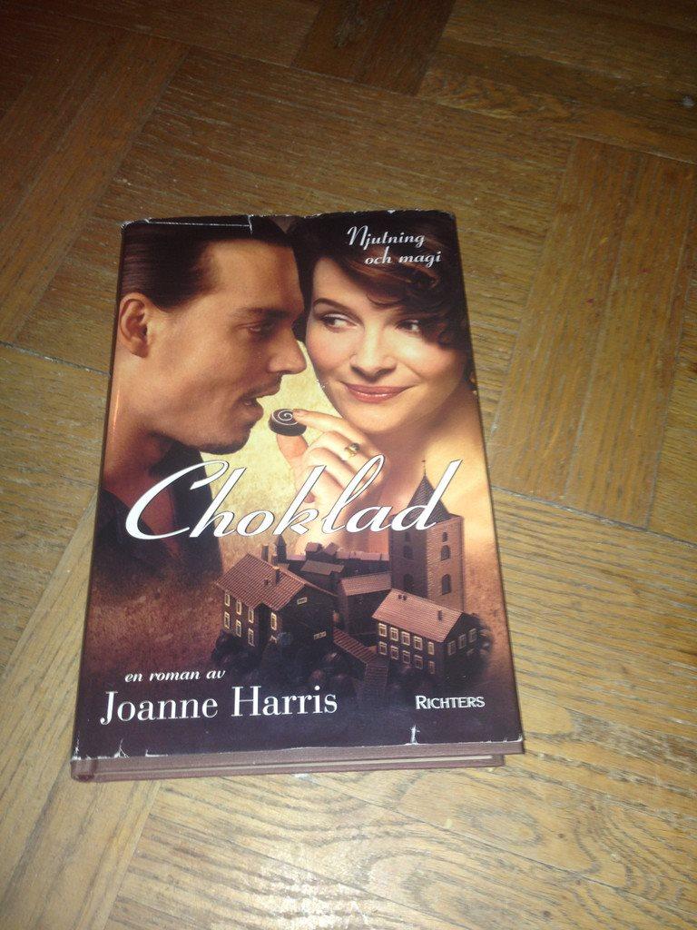 choklad joanne harris