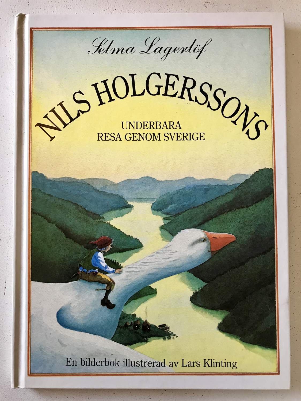 NILS HOLGERSSONS UNDERBARA RESA GE.. (377601259) | Haldins_Hylla på Tradera